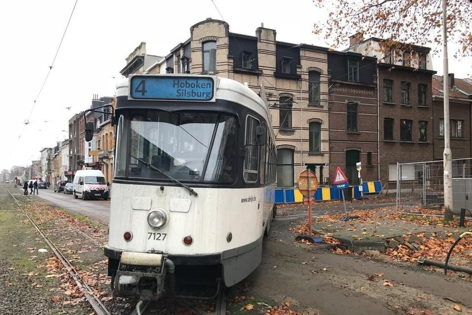 In november 2018 ontspoorde tram 4 dichtbij de Kioskplaats. Een figuurlijke ontsporing zou vanaf 2021 wel eens definitief kunnen worden.