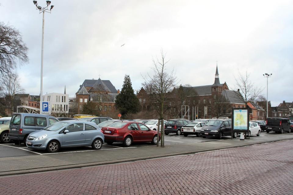 De meeste activiteiten vinden plaats op parking Gasthuisvest.