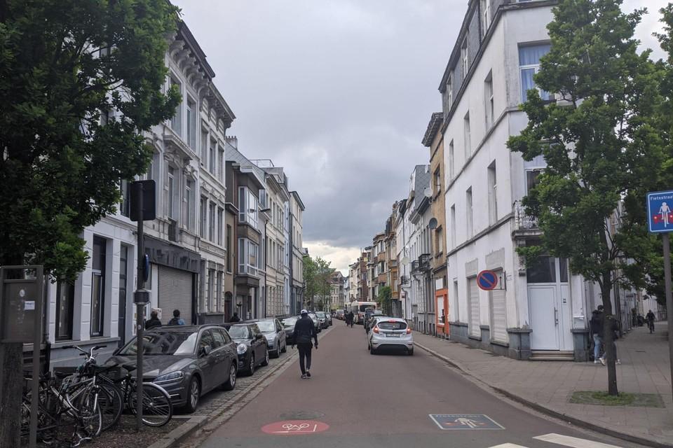 De Rotterdamstraat.