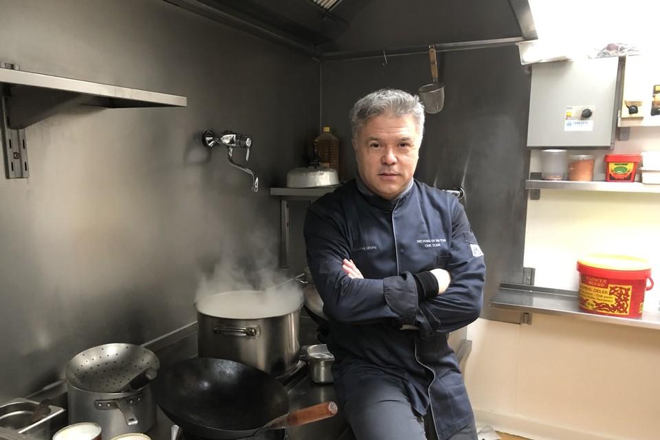 Na 32 jaar in de keuken laten de gewrichten zich voelen.