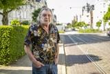 thumbnail: Architect en straatbewoner Luc Deleu tekende een alternatief plan voor de straat uit