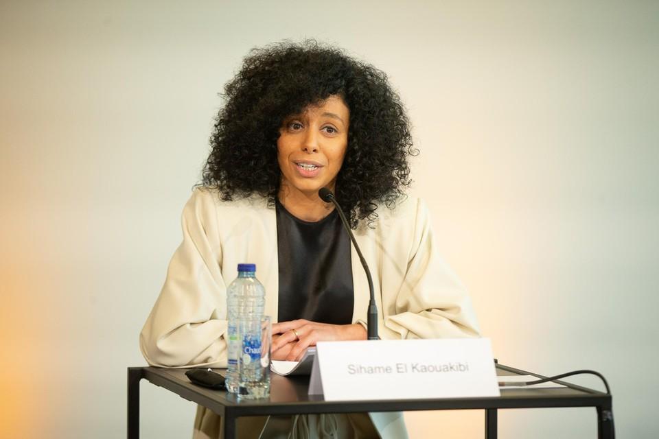 Volgens haar advocaten kreeg El Kaouakibi nooit de tijd om grondig te antwoorden.