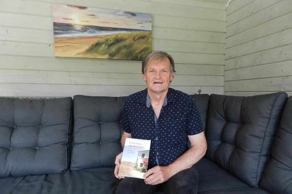 Herman beschrijft in het boek wat hij in de natuur tegenkwam.
