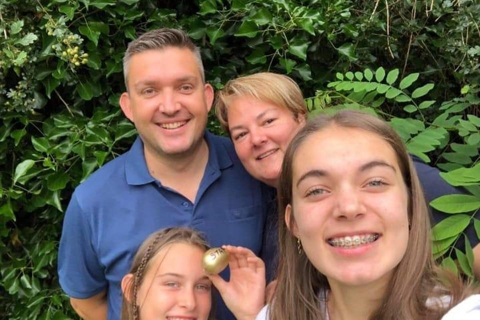 In Bredene vond de familie Belmans als eerste Het Gouden Ei. Deze week is het Gouden Ei in Beerse ergens verstopt.