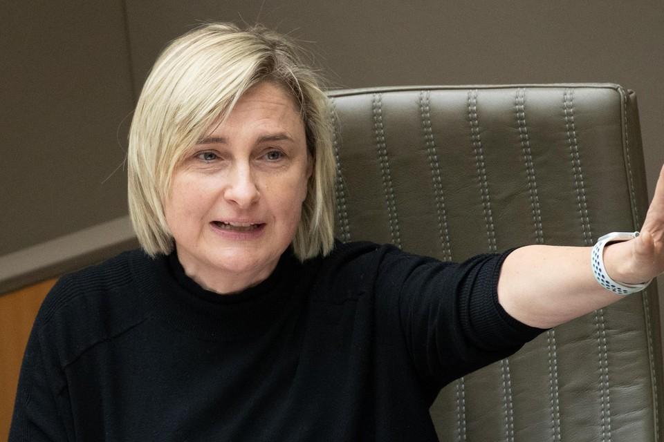 Vlaams minister van Werk Hilde Crevits creëert 245 extra jobs bij maatwerkbedrijven.