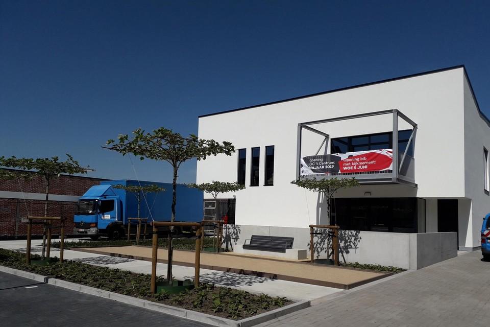 De omgeving van OC 't Centrum in de Dorpsstraat zal worden uitgerust met camera's.