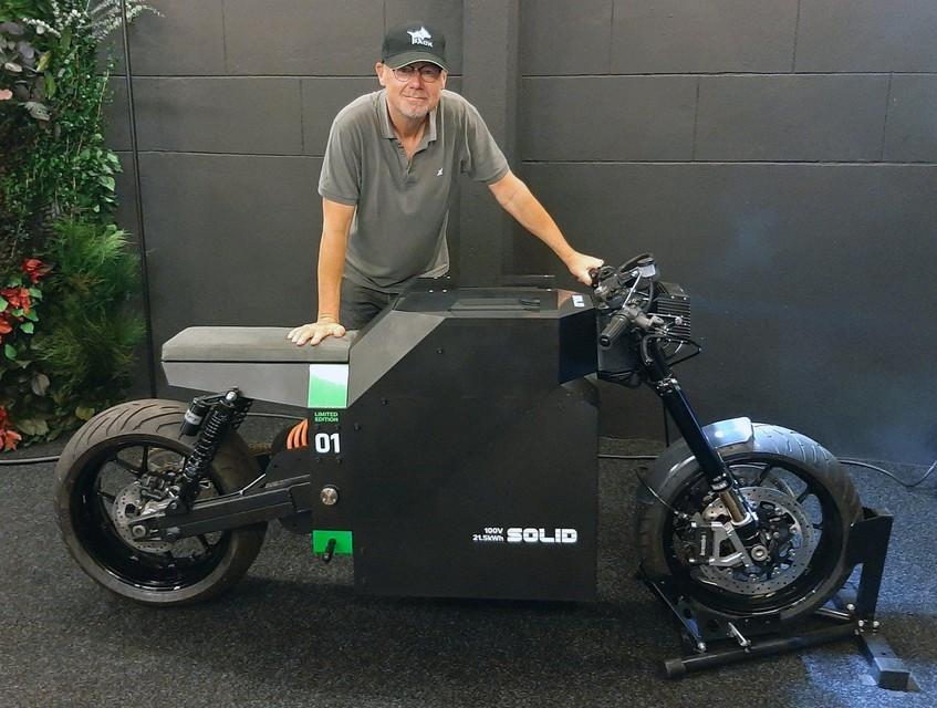 Elektrische motoren en scooters zijn er voor iedereen.