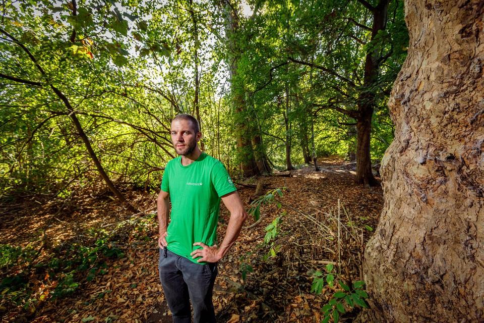 """""""De ambities van Natuurpark Rivierenland bestonden al voor de oproep van de Vlaamse regering en blijven hoe dan ook bestaan"""", zegt coördinator Nils Iwens."""