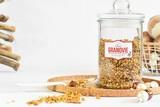 thumbnail: Kerstige granola - Xavies - 19 euro voor bokaal van 500 g