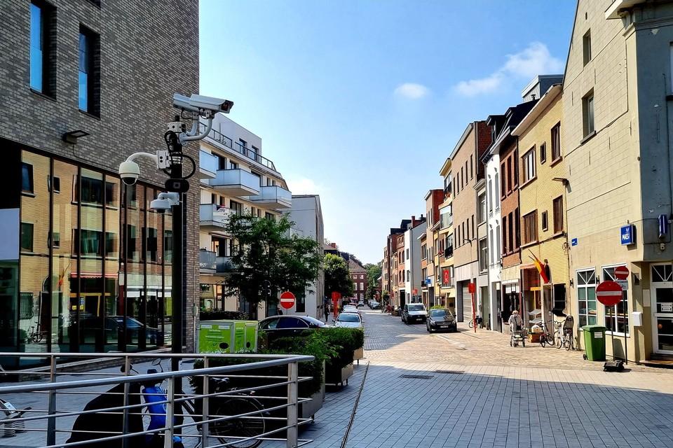 De Leermarkt in Mechelen.