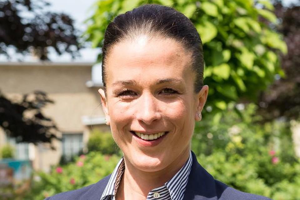 Wijlen Sylvia Van Meirvenne.