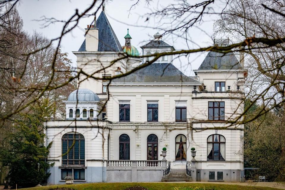 Het Tivolikasteel in Mechelen krijgt een buitenrestauratie.