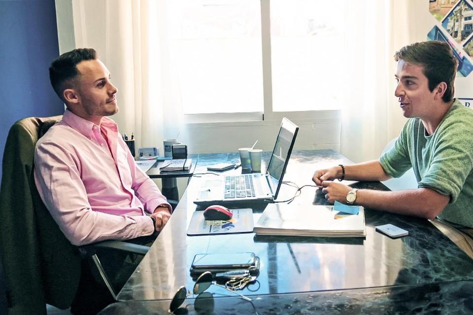 Matti hoopt in  zaken te doen met YouTuber MojoOnPc, alias Jordy Janssens uit Herentals.