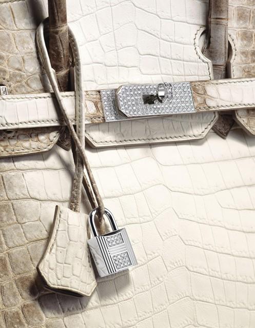 Close-up van een zeldzame Himalaya handtas