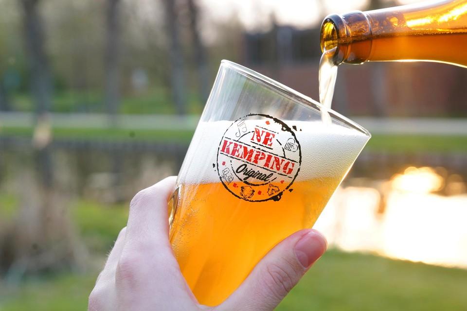 Met 6,2 graden is 'Ne Kemping' een ideale doordrinker of dorstlesser.