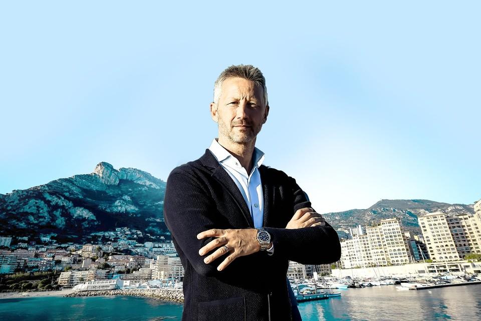 Makelaar Didier Frenay (54) werd in Monaco niet aangehouden.