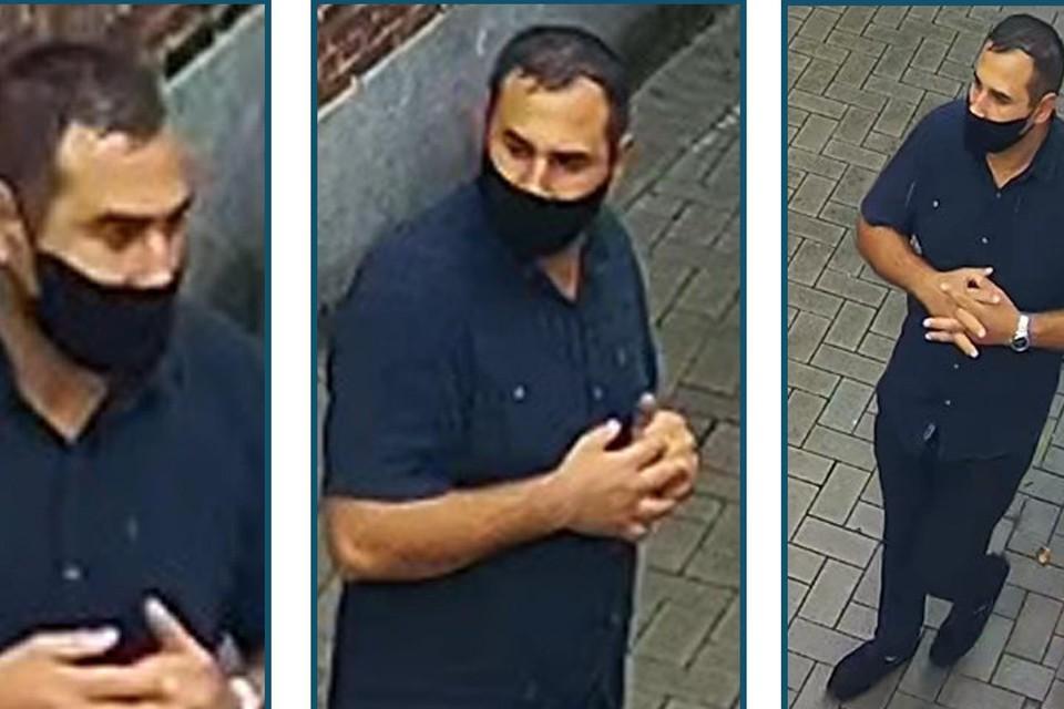 De politie verspreidde enkele beelden van de inbreker die half augustus toesloeg in een woning op de Grote Markt in Turnhout.
