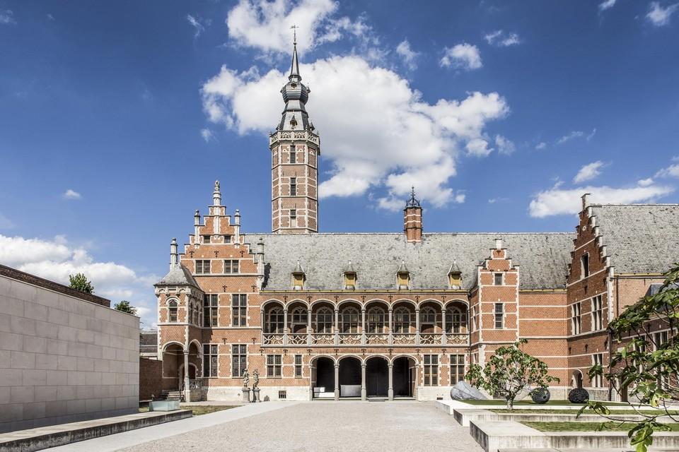 Het museum Hof van Busleyden.