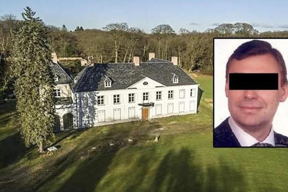 Francis Van Den Plas woonde lange tijd in Kasteel Mishaegen in Brasschaat.