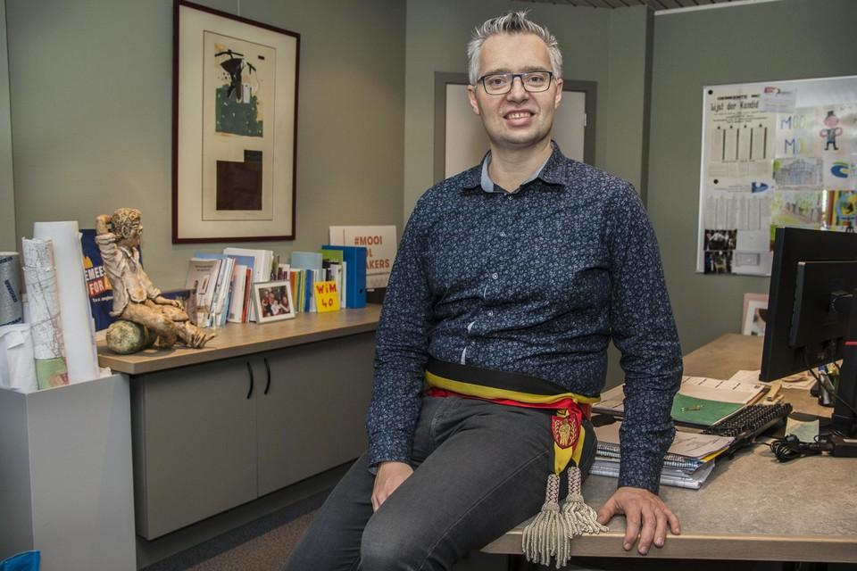 """Mols burgemeester Wim Caeyers: """"De coördinator moet zich voornamelijk bezighouden met opvolging van de lokale contact tracing. We willen er snel werk van maken."""""""