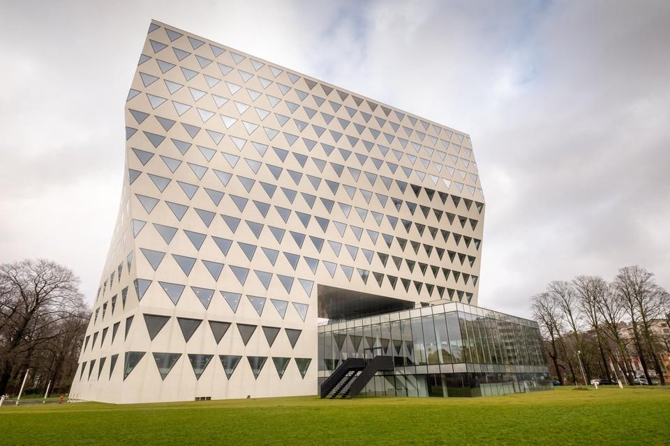 Het nieuwe provinciehuis is energiezuinig. In vergelijking met tien jaar geleden wordt er 460.000 euro aan energiekosten bespaard.