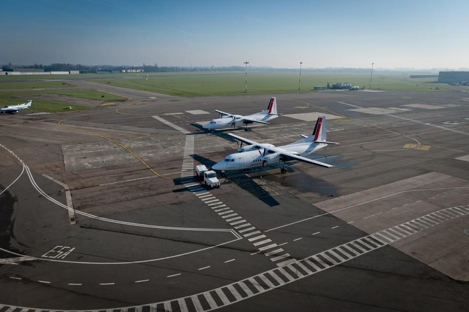 Groen ziet de luchthaven al als een tijdelijk recreatiegebied.