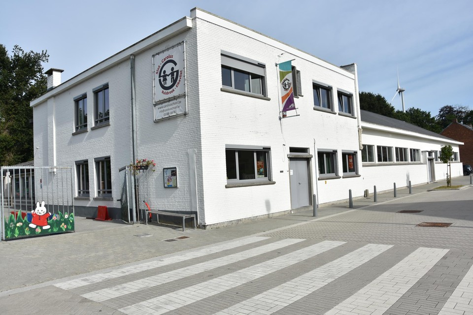 De Sint-Carolusschool is aan uitbreiding toe.