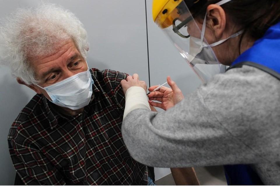 Zo is er voorlopig al een behaalde vaccinatiegraad van 73,49% bij de 18-plussers in de vier gemeenten.