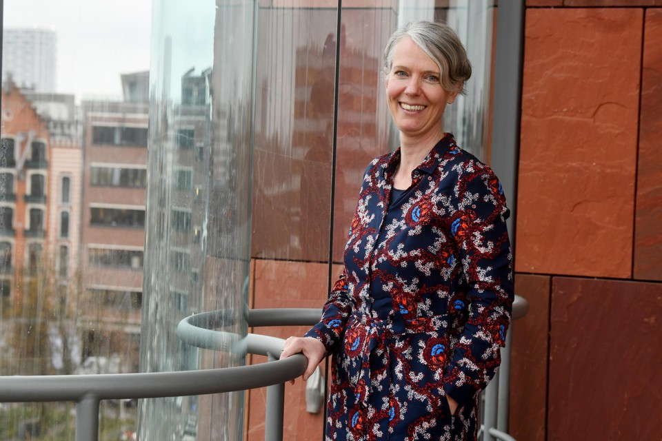 Marieke van Bommel neemt na zeven jaar afscheid als directeur van het MAS.
