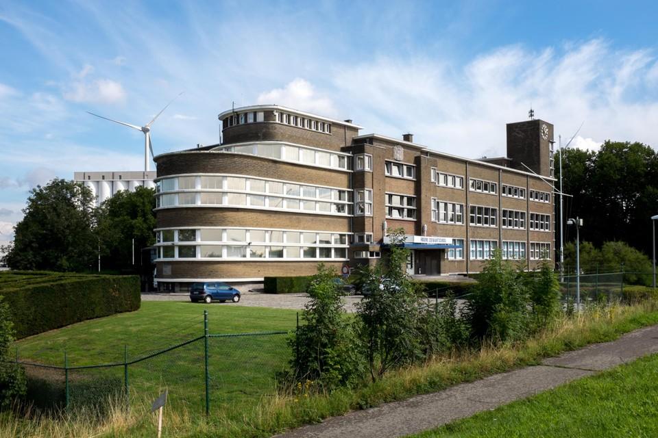De Hogere Zeevaartschool.