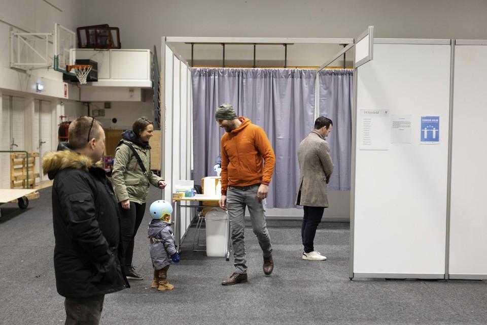 Verkiezingen in IJsland