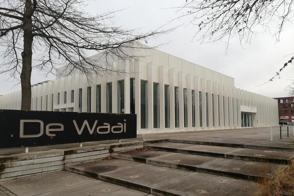 Fuifzaal De Waai in hartje Geel is geschikt als vaccinatiecentrum op voorwaarde dat de foyer geïntegreerd wordt met de feitelijke zaal.