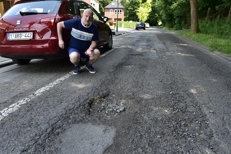 """Pol: """"Het opvullen met asfalt is maar een zoethouder."""""""