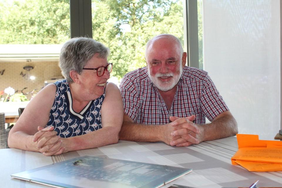 Lizette en René halen graag herinneringen op aan hun tijd in Sint-Lambertus.