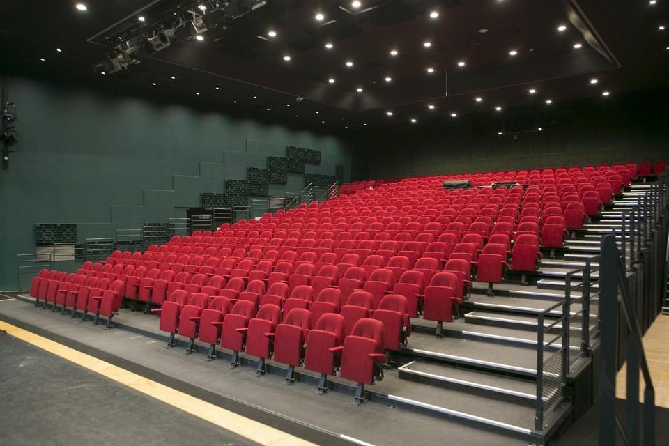 Ook cultuurcentrum de Werft in Geel doet mee aan het project.