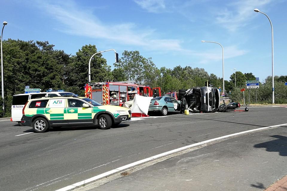 Bij een zwaar verkeersongeval met een schoolbus op de Oosterloseweg in Geel kwam vorige maand nog een vrouw om het leven en raakten drie kinderen lichtgewond.