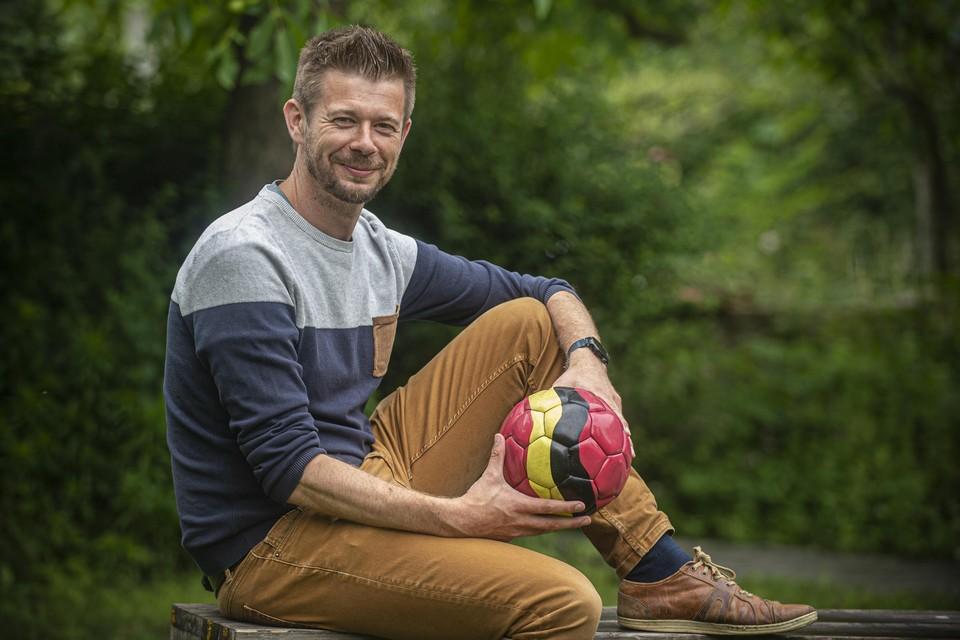 """""""Data-analyse en artificiële intelligentie zijn niet meer weg te denken uit het voetbal"""", zegt Simon Van Gorp."""