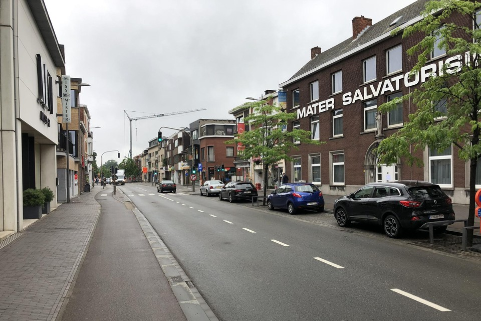Fluvius werkt vanaf 5 juli in de Dorpsstraat.