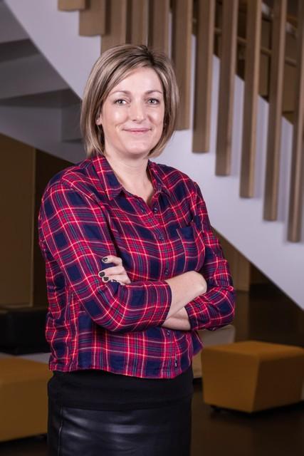 Annelies Van Sweevelt.