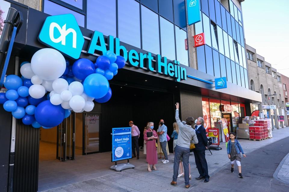 Het nieuwe filiaal zou de zestigste in België en de achtste supermarkt van de keten in de Kempen zijn. In juni opende AH nog een winkel in Merksem.
