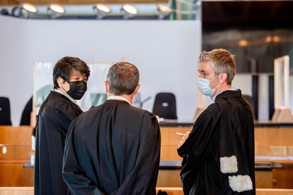 Het Openbaar Ministerie vorderde vier jaar cel voor Patrick R.