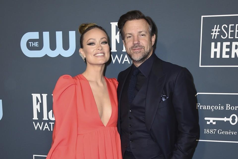 Olivia Wilde en haar man