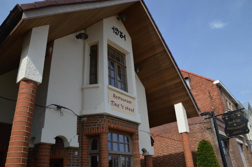 Het huisje dateert uit 1931.