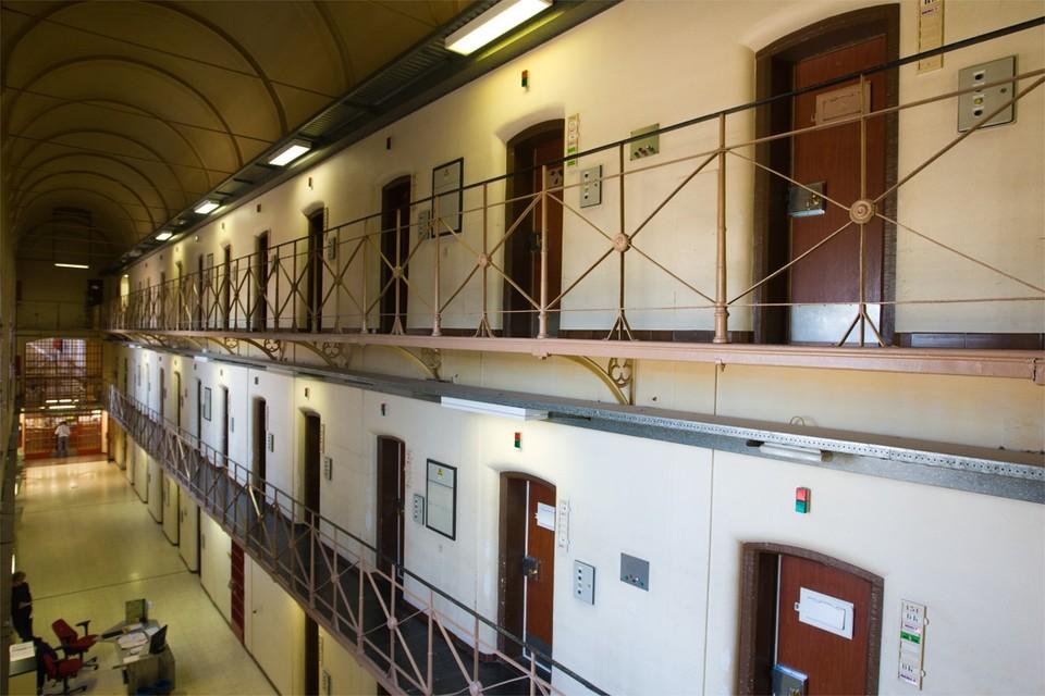 Archiefbeeld gevangenis Mechelen