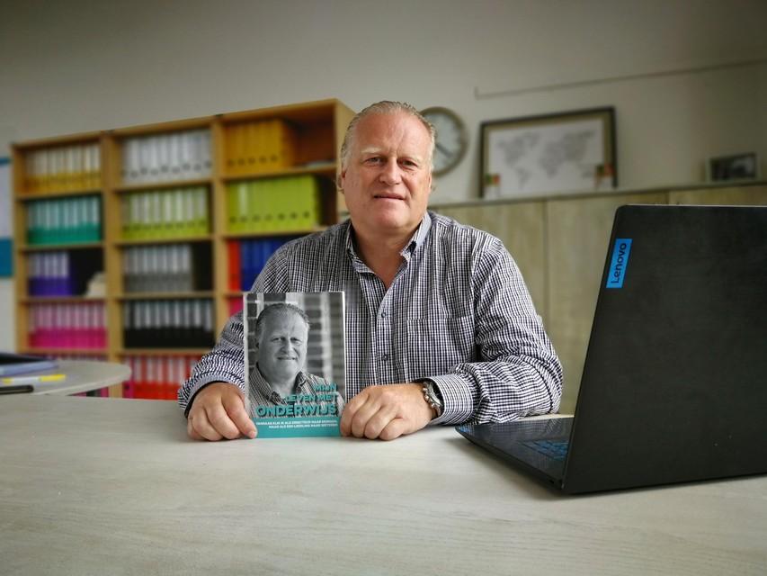 Stockmans is sinds vorig schooljaar directeur van basisschool Droomgaard in het centrum van Geel, met overwegend allochtone kinderen.