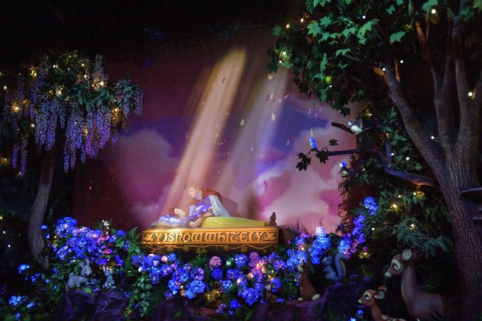 Een prinselijke kus zonder toestemming in Disneyland, dat is niet woke. Reactie van de buitenwacht: zijn ze nu helemaal gek geworden?