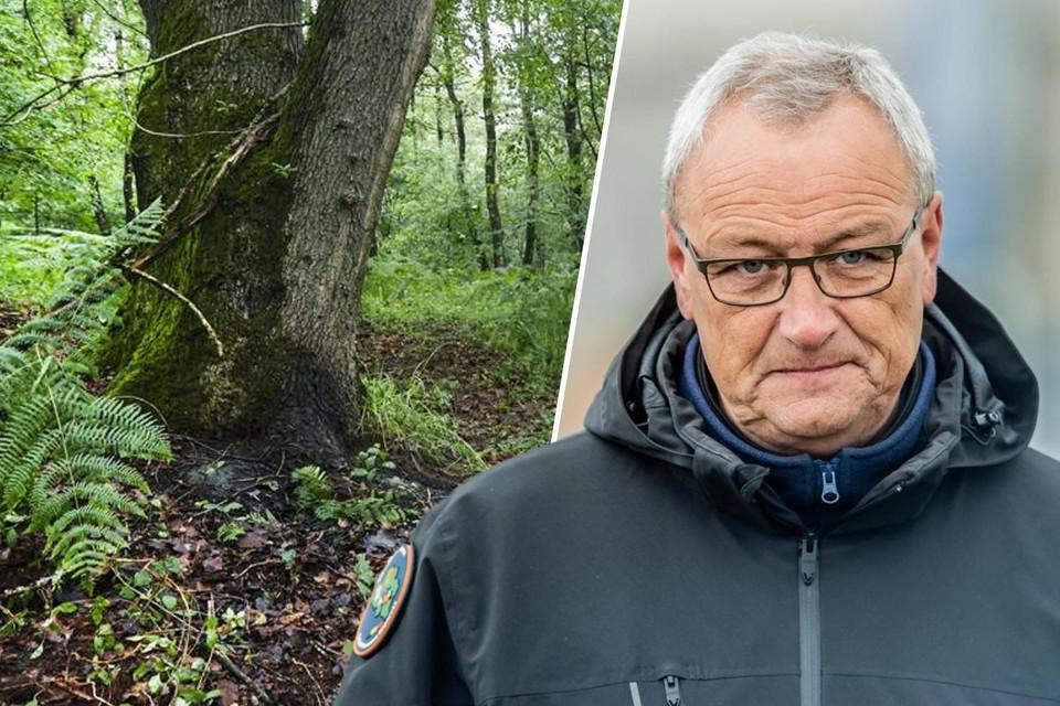 Alain Remue, hoofd van de Cel Vermiste Personen, legt uit hoe plots twee personen het lichaam van Jürgen Conings konden vinden.