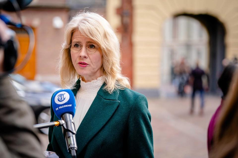 Nederlandse staatssecretaris voor Economische Zaken Mona Keijzer