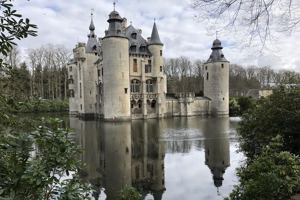 Het kasteel van Vorselaar blijft sprookjesachtig.