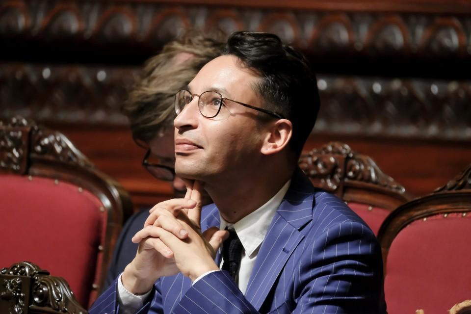 Fourat Ben Chikha is voor Groen senator, maar was tussen 2015 en 2018 voorzitter van Let's Go Urban.